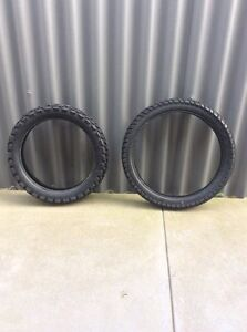 Dunlop motorcycle tires Safety Bay Rockingham Area Preview