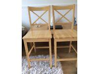 Bar Chairs x2