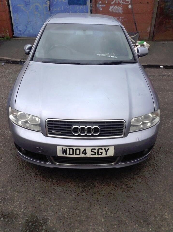 Audi A4 Tdi Quattro sport 2004 diesel 1.9 for Breaking ...All parts ready for sale