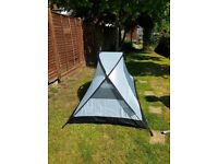 Karrimor Beta, 2 man lightweight backpacking tent in as new condition