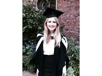 KS3 / GSCE tutor of Mathematics / Sciences / Economics in North London