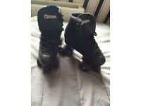 Roller skates size 5 ex cond
