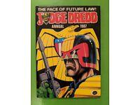 Classic 1980s Comicbook Annuals