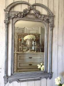 """SOLD P P/U... """"La Vie En Rose!!"""" French LARGE Mirror.... Butler Wanneroo Area Preview"""