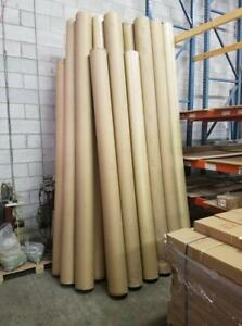 Concrete Forming Tubes / Cardboard tubes.