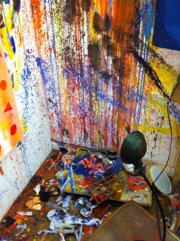 studio 'were the magic happens'