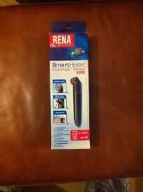 Rena smart heater 100 watt brand new unused