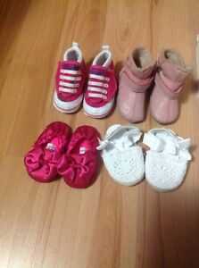 Girls baby shoes size 2 some new Beeliar Cockburn Area Preview