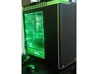 Nzxt h440 amd gaming pc