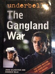 Underbelly The Gangland War by John Silvester and Andrew Rule Marrickville Marrickville Area Preview