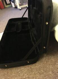 Kinsman electric guitar hard foam case durable hardfoam