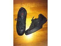 Black Chung Shi (like MBT) shoes/trainers size 6