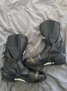 RST TracTech Evo Motorcycle Boots