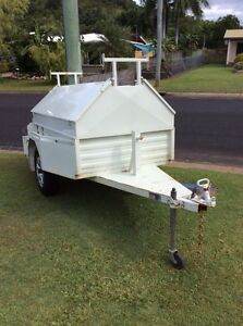 Quality Tradesmans Trailer 7x4 Bayview Heights Cairns City Preview