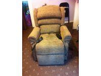 dual motor recline chair