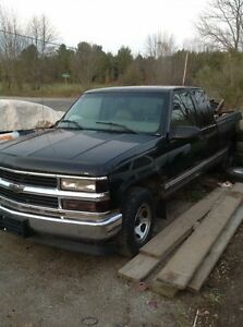 98 Chevy Cheyenne part out