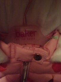Baby girls Ted Baker jacket 3-6 months.
