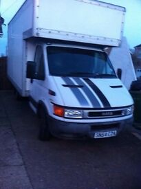 Man with a van services removals house moves office moves
