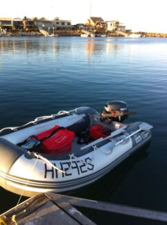 Inflatable boat 3.0m Hendon Charles Sturt Area Preview