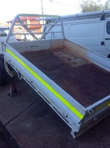 hilux steel tray Guildford Parramatta Area Preview
