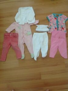 Girls baby clothes size 9 months Beeliar Cockburn Area Preview