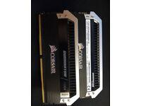 Corsair Dominator Platinum DDR4 16 GB (2 x 8 GB) 3000 MHz C15 XMP 2.0 Memory