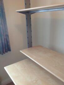 Multi level desk