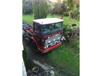 Gardener 6 cylinder turbo engine from ERF Lorry