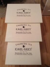 Nest of Tables in Earl Grey theme