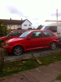 Rs1800 not rs turbo xr2i