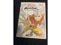 Wii AVATAR GAME Boxed