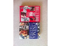 2 x large film / cinema books / tomes / coffee table books