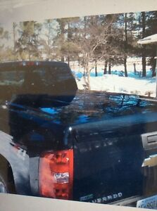 Tonneau Cover (2008-2013 Chevy extended cab pickup)