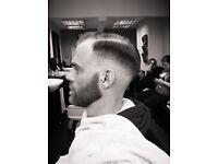 Barber job