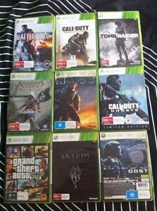 20Xbox 360 games + 2 PC games + 2 headsets BUNDLE Wanneroo Wanneroo Area Preview