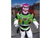 BUZZ LIGHT YEAR (look alike) adult mascot costume