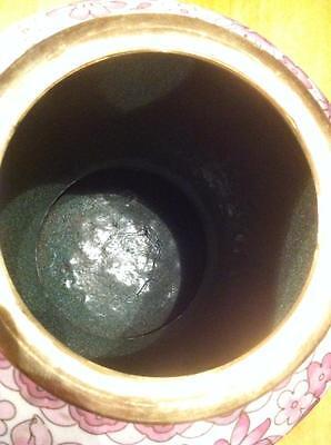 Cloisonne Solid Brass Vase Cremation Urn Human Or Pet Remains NEW / DAMAGED - $300.00