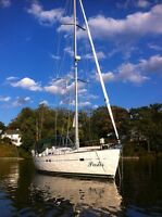 BOAT CANVAS REPAIR ***** MARINE SEWING ( and more )