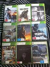 20Xbox 360 games + 2 PC games + 2 headsets Wanneroo Wanneroo Area Preview