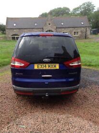 Ford Galaxy Titanium X ** 7 Seats **