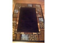 NEW rug perfect for front of fire sofa hallway or bedroom