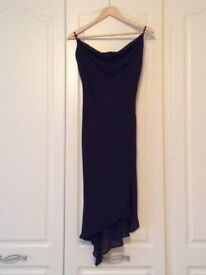 Black dress, size 10/12