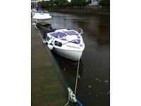 Boat 15ft Mc Westor Kelpie Molly Lauren Swap for Cabin boat Derry