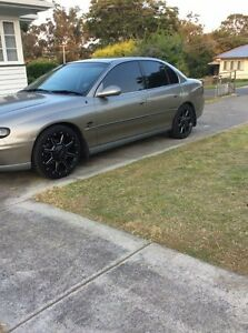 2001 Holden Calais Sedan Chermside West Brisbane North East Preview