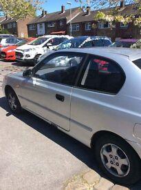 Low Mileage Hyundai Accent!