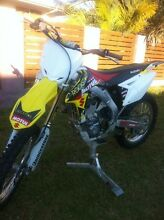 2012 Suzuki RMZ 450 West Gladstone Gladstone City Preview