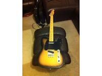 2011 Fender Telecaster FSR Copperburst - £375 - VERY RARE!