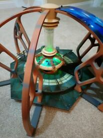 A used Dr Who playset.