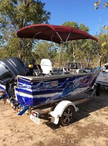 Boating and camping gear package Darwin Region Preview