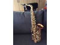 Blessing Indiana Alto Saxophone